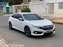 Honda Civic EX 2019 IpVa 2021 pago! Garantia de fábrica até 2022