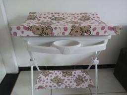 Vendo banheira/trocador da marca Galzerano
