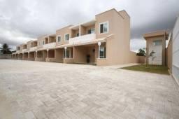 Duplex em condomínio fechado, 2 quartos Eusébio