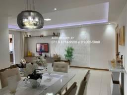 Título do anúncio: Apartamento 3/4 Sendo 2 Suites Mobiliado no Hemisphere 360º