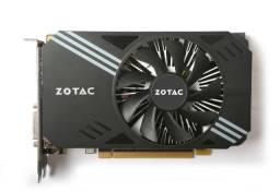 Placa de vídeo GTX 1060 Zotac 3 GB