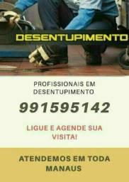 Título do anúncio: DESENTUPIMENTO E LIMPEZA DE CAIXA DE GORDURA