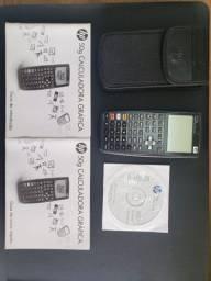 Calculadora Gráfica hp 50g. Seminova