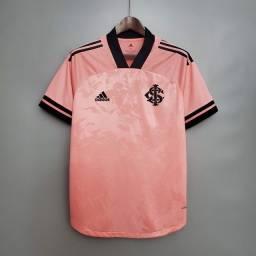 Camisa Internacional Outubro Rosa