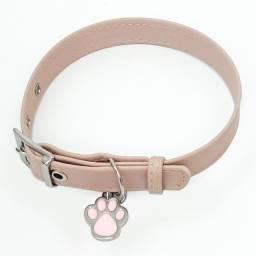 Coleção Coleiras Chic Pets ( coleiras em tecido para cães )