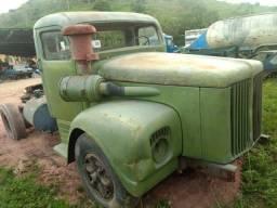 Scania L75 ano 1960, Raridade, primeiro modelo fabricado no Brasil, ALÉM PARAÍBA-MG