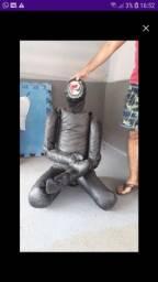 boneco de treino jiu jitsu