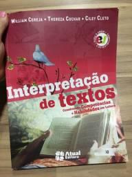 Interpretação de textos - Editora Atual