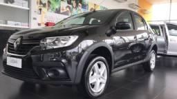 Renault Logan ZEN 1.0 2022 0km Ent DE R$ 7.700,00 + 60X DE R$ 1.399,00