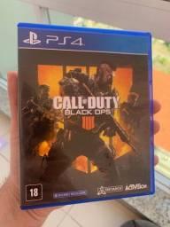 Título do anúncio: Call of Duty Black OPS 4 - PlayStation 4