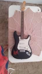 Título do anúncio: Guitarra thomaz pouco ussada