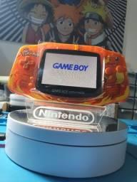 Título do anúncio: - Game Boy Advance Original Charmander Flamethrower Ips