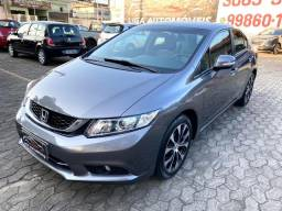 Título do anúncio: Honda Civic Lxr 2.0 Flex Aut 2016 Oportunidade