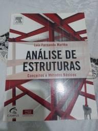 Livro análise de estruturas