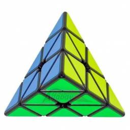 Piraminx pirâmide Cubo Magico Profissional Original