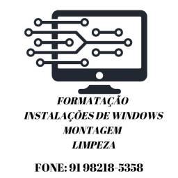 Serviços de informática.