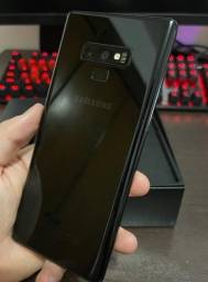 Galaxy Note 9 128gb 6gb Ram tela 4k case nota fiscal