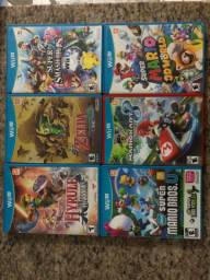 Jogos de Nintendo Wii u clássicos