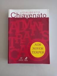 Livro Administração Chiavenato 3ed.