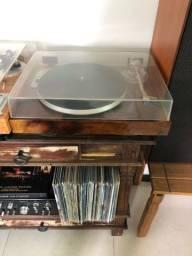 Toca discos Gradiente RP II (não é Cce, philips,technics,sony)