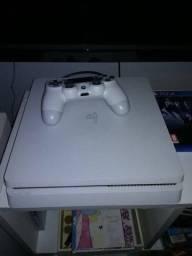 Troco PS4 slim 2 controles e 2 jogos por PC gamer. Dou volta