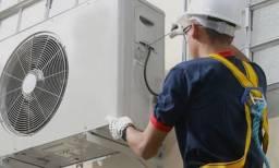 Promoção limpeza de ar condicionado