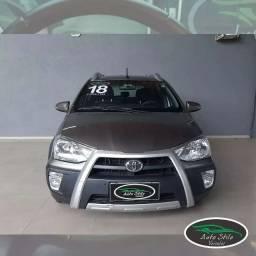 Título do anúncio: Toyota Etios  HB Cross Cinza 2017/2018 Completo