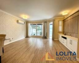 Apartamento de 4 dormitórios (1suíte), dependência completa de empregada, lavabo, ampla sa