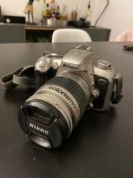 Câmera Analógica Nikon F75
