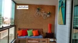 Título do anúncio: Apartamento para venda com 109 metros quadrados com 3 quartos em Braga - Cabo Frio - RJ