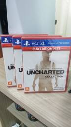 UNCHARTED 4 e COLLECTION