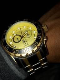 Relógio Atlantis style