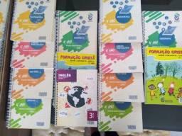 Livros do 4° e 5°ano Missão Paz/Rede Pitágoras