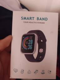 Título do anúncio: Relógio digital smart band