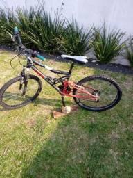 Título do anúncio: Bicicleta caloi shok