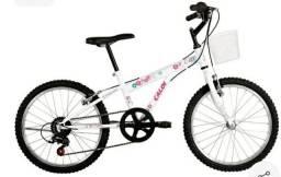 Bicicleta Caloi ceci aro20