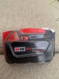 Título do anúncio: Bateria Milwaukee xc5.0 Redlithium