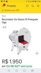 Título do anúncio: Recortador de gesso ogp novo na caixa