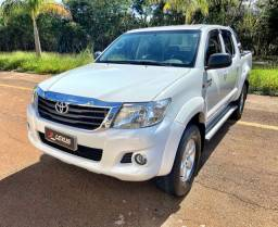 Toyota Hilux 2014 Automática 2.7 flex SR zerada 96MIL km / tro.co e financio