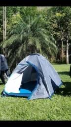 Título do anúncio: Barraca de camping para 2 pessoas