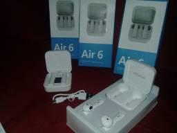 Título do anúncio: Fone Bluetooth Air 6