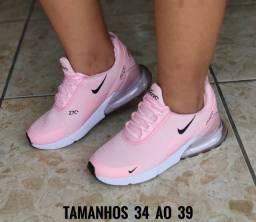 Título do anúncio: Tenis (Leia a Descrição) Tênis Nike 270 Fem Novo