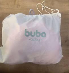 Almofada para banho bebê Buba rosa
