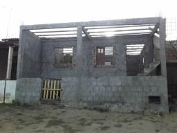 Casa em construção em Cruz das almas