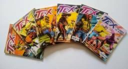 Revistas Tex Antigas