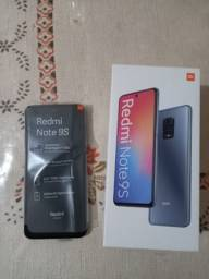 Xiaomi Redimi Note 9S 6 de ram e 128gb