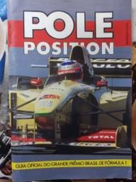 Título do anúncio: Revista Pole Position - Formula 1 - F1 1996