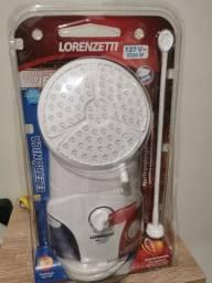 Ducha elétrica lorenzetti