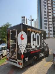 Título do anúncio: Food truck Lifan Foison