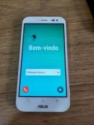 Título do anúncio: Zenfone zoom 64gb mancha tela